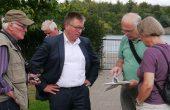 Besuchstour in der Neustadt und Woltmershausen