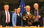 Glückwunsch: Jens Geier wird neuer SPD-Gruppenchef